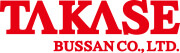TAKASE BUSSAN CO.,LTD.